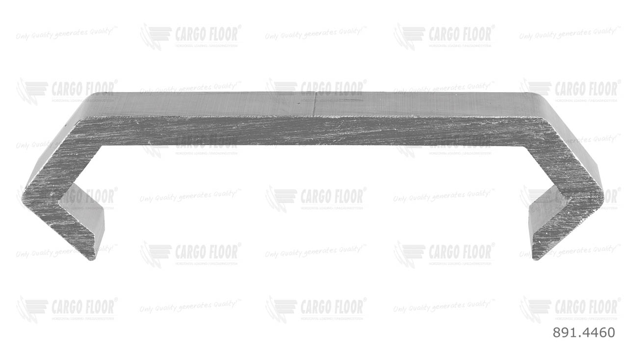 Alu 7/133mm Leak Proof deckslat standaard
