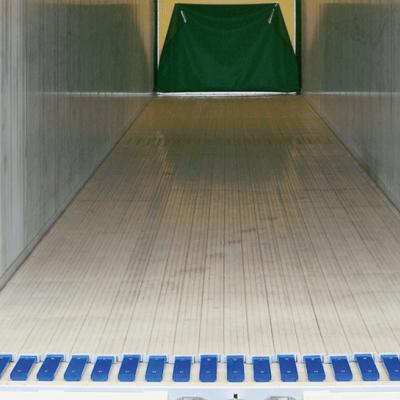 Cargo Plastic light moving floor