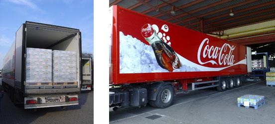 CargoMatic laad en lossysteem