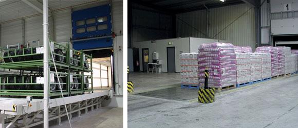 CargoMatic laden lossen systeem