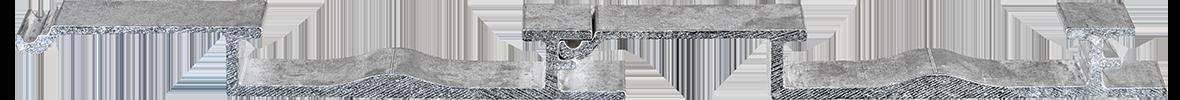 Cargo Floor aluminium profiel