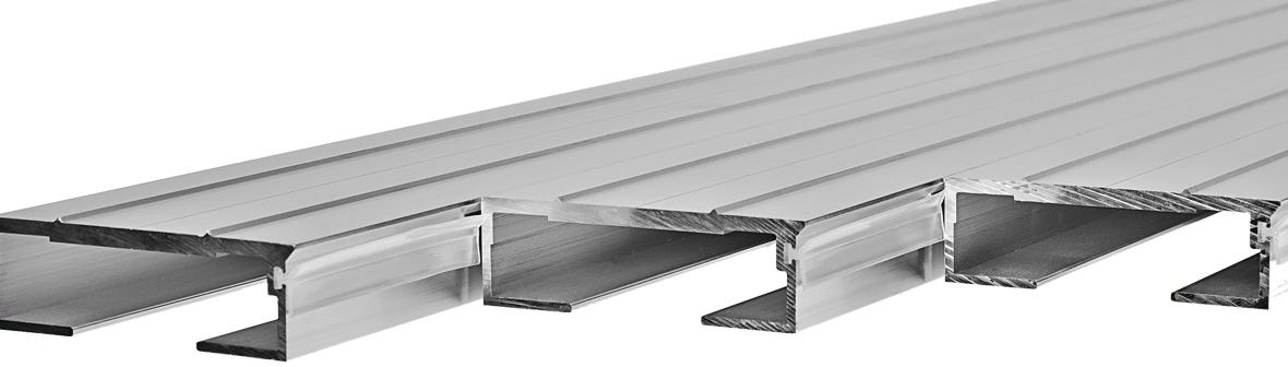 Cargo Floor Moving floor profiel standaard