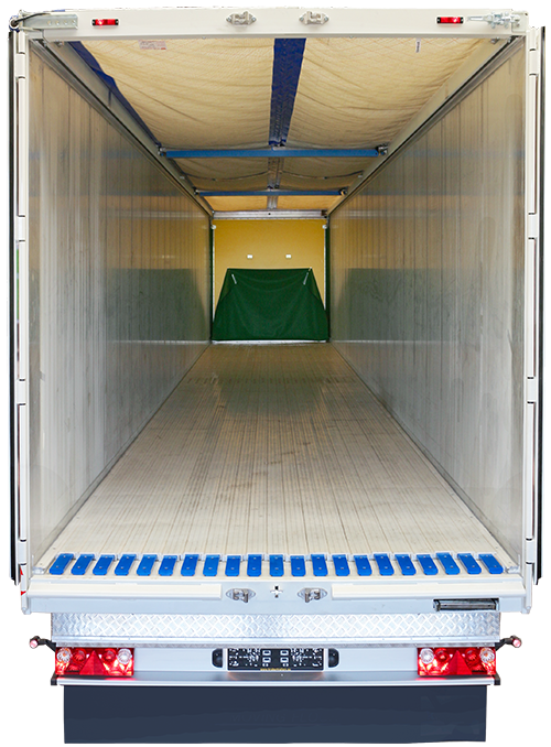 Cargo Floor schuifvloeroplegger