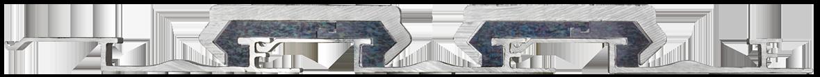 Cargo Floor aluminium profielen